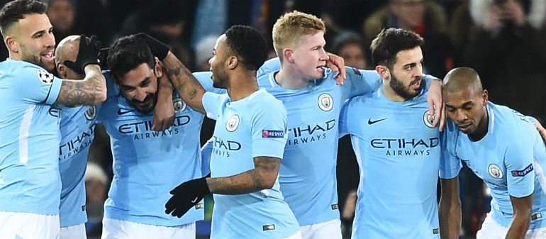 City Crowned Premier League Champions