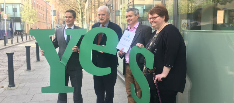 Disability Group Calls For Yes Vote In Referendum