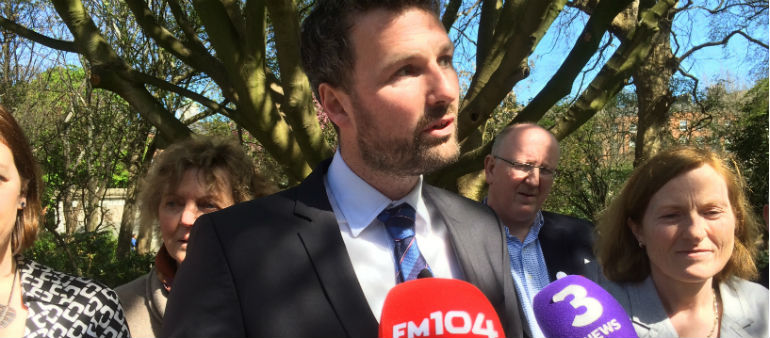 Medical Professionals Meet To Support No Abortion Vote