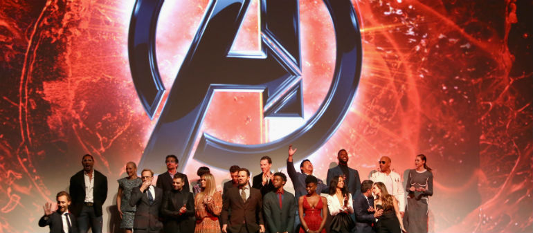 Avengers Epic Hits Cinemas