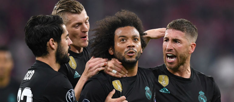 Madrid Bounce Back Against Bayern