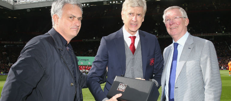 Wenger Touched By Tribute