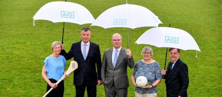 AIG extend deal with Dublin GAA