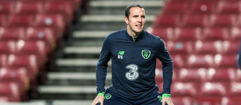 John O'Shea calls time on Ireland career