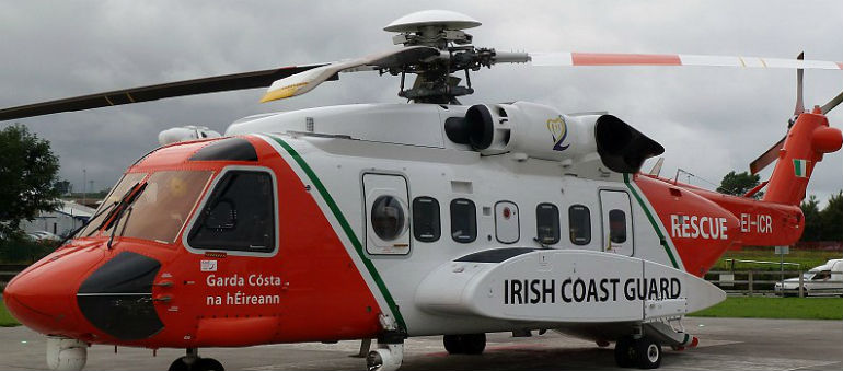 Three rescued from the water in Clontarf