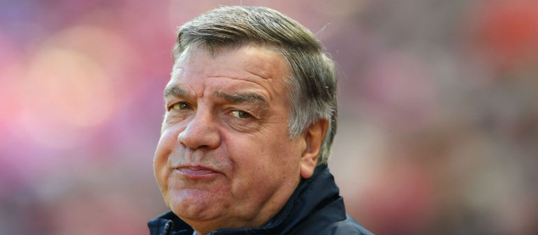 Allardyce Sacked By Everton