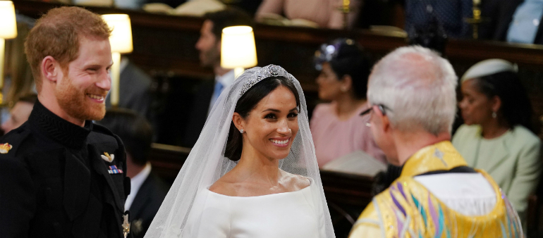 Celebrities Tweet About Royal Wedding