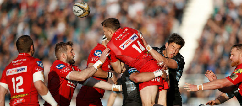 Scarlets struggle ahead of Leinster clash