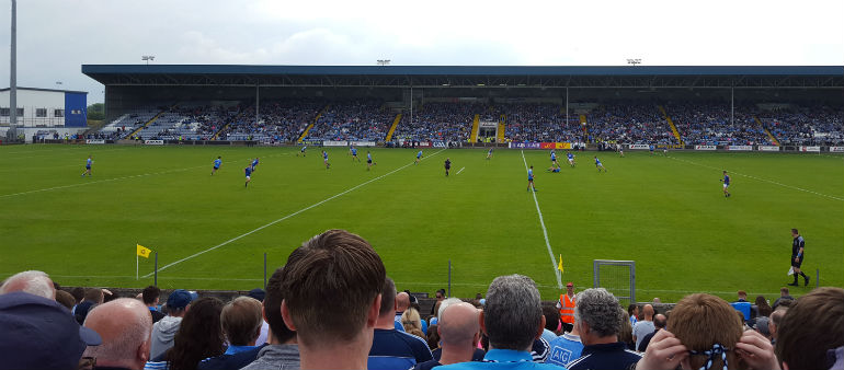 Dubs in cruise control against Wicklow