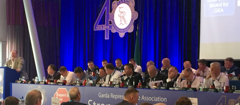 Garda Reps In Mental Health Call