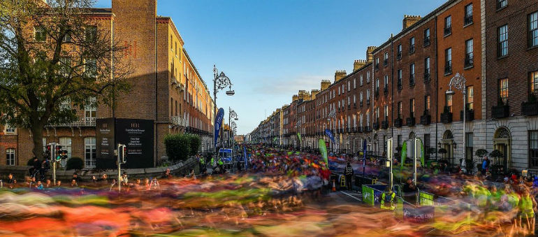 Dublin Marathon heading for a sell-out!