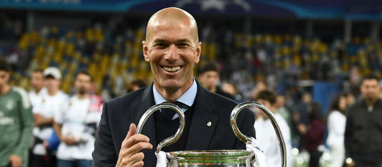 Zidane leaves Real Madrid