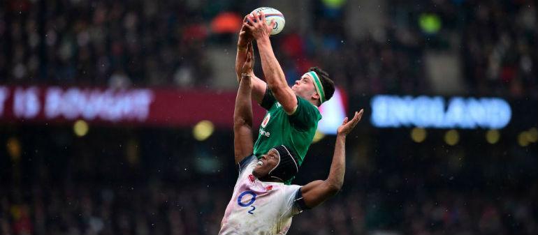 Ryan: 'Ireland need to build on Grand Slam'