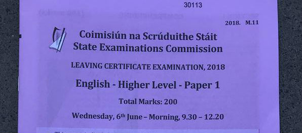 Mixed reaction as State Exams get underway