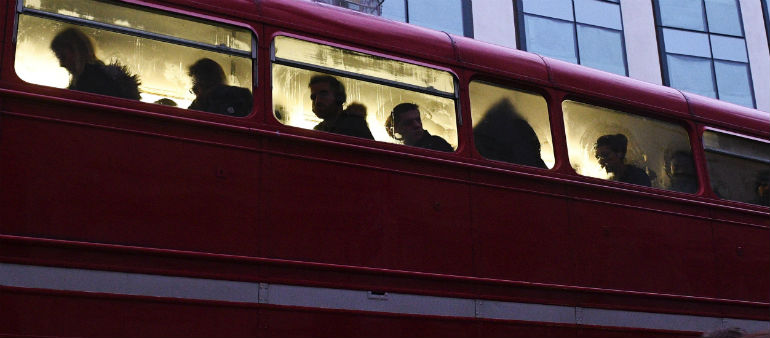 Bus Firm Announces Hundreds Of Jobs