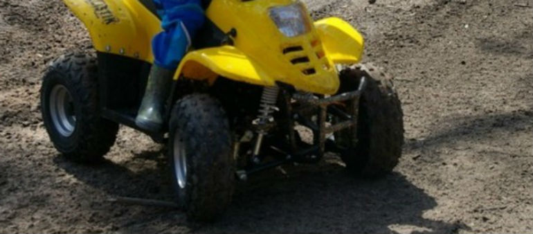 Call For Better Quad Bike Regulation