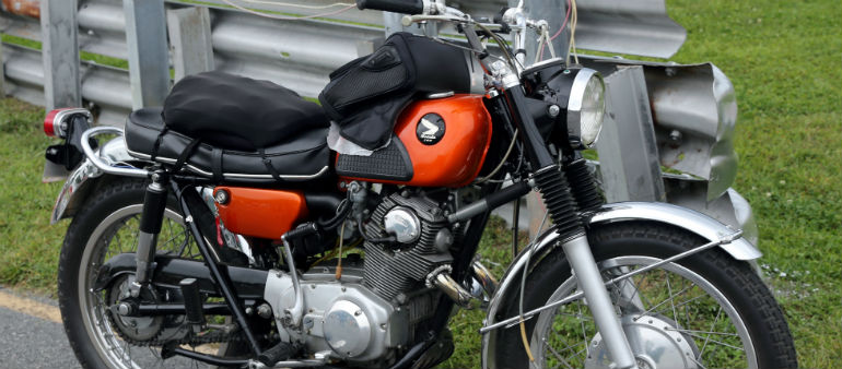 Calls for urgent action over scrambler bikes