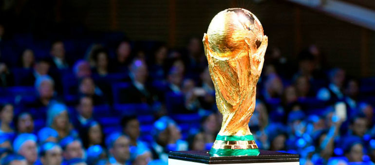 Countdown on to World Cup kick-off