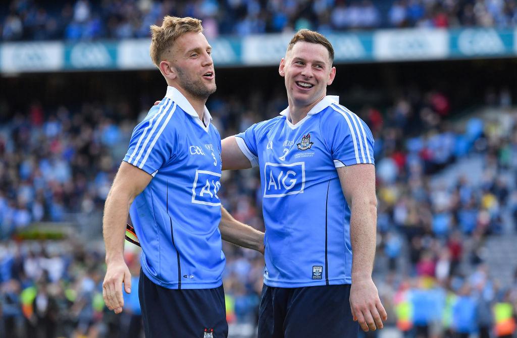 Dublin stroll to victory against Laois