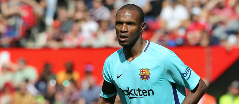 Barcelona deny they bought a liver for Eric Abidal