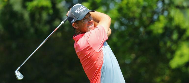 Harrington finds form at the Irish Open