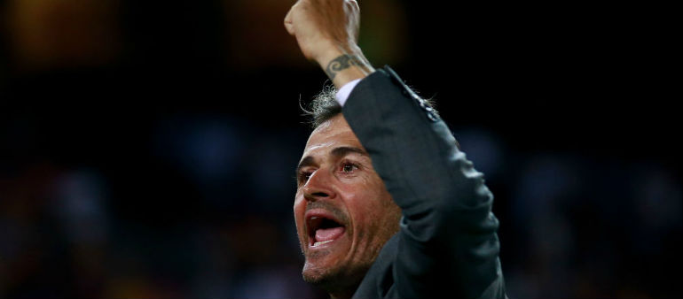 Enrique takes over as manager of Spain