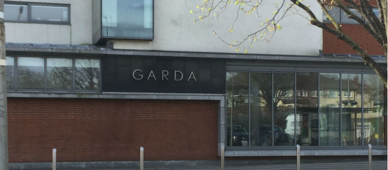 Woman Held After Garda Chase