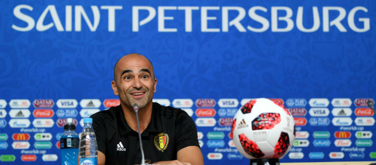 Martinez urges Belgium to play without fear