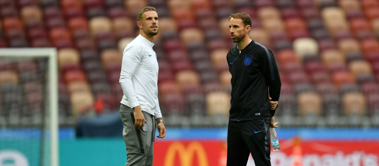 Henderson: 'England can't just focus on Modric