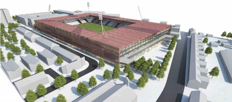 St. Pat's stadium plans scrapped