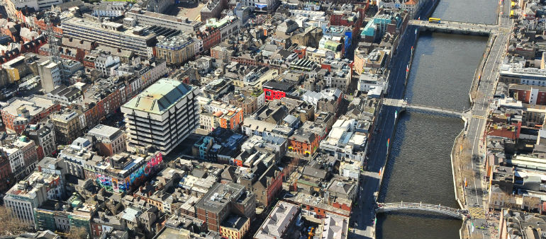 Dublin's Getting Rapid-Build Apartments