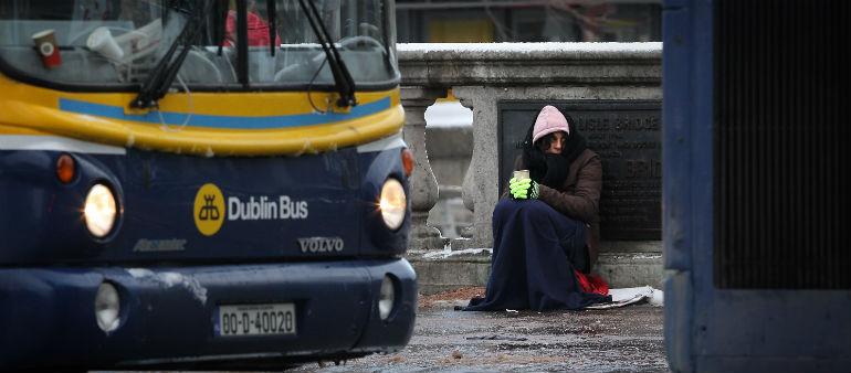 New homeless figures slammed as scandalous