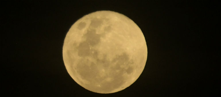 Lunar Eclipse To Take Place