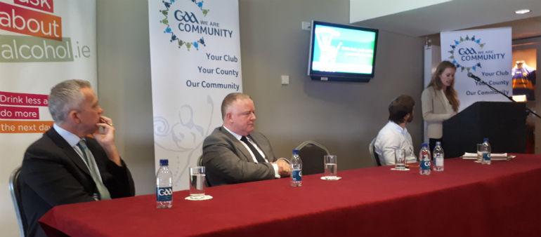 GAA Fans Targeted In Alcohol Campaign