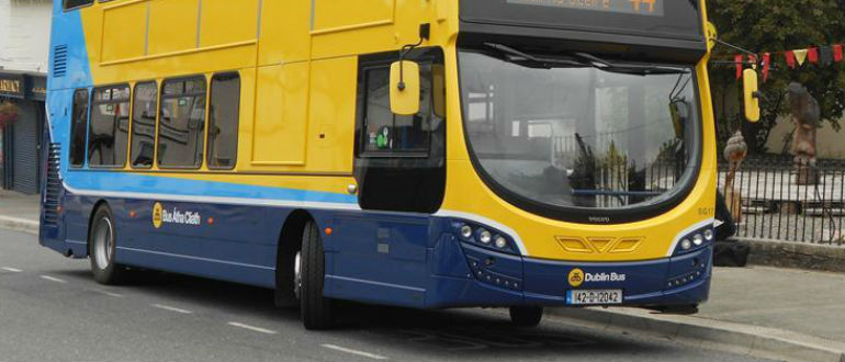 Concern Raised Over Dublin Bus Shake-Up