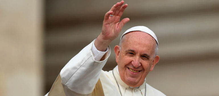 Health Warning Issued Ahead of Pope's Mass
