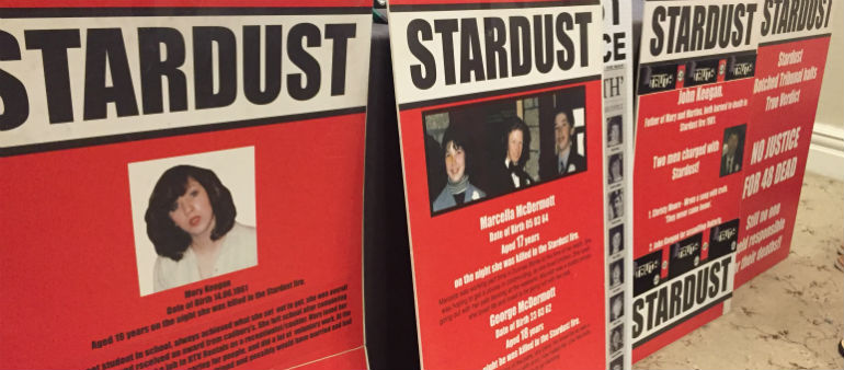 Thousands Support Stardust Campaign