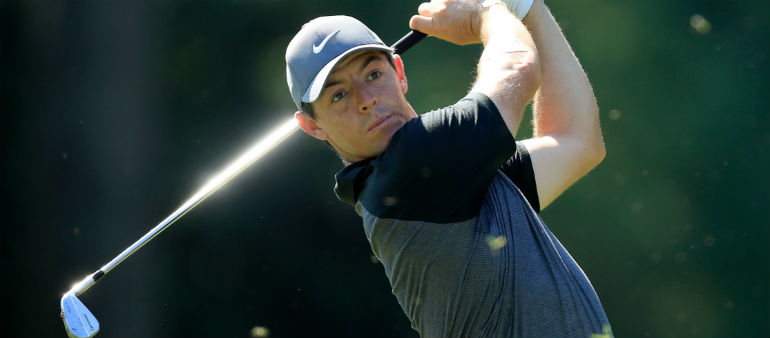 McIlroy Targets USPGA Success