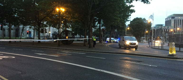 Man In Hospital After City Centre Assault