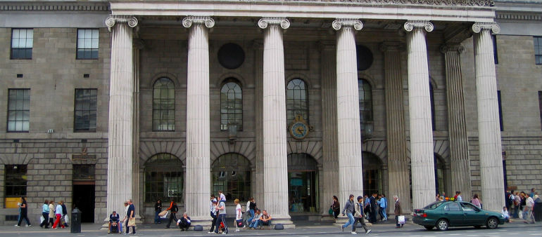 An Post could move it's HQ from the GPO