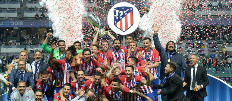 Atletico Get The Bragging Rights