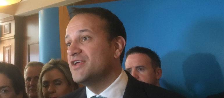 Taoiseach Calls on Pope to Bring Justice and Truth to Survivors of Clerical Abuse