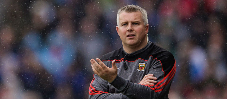 Rochford walks away from Mayo