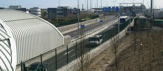 Port Tunnel shutdown