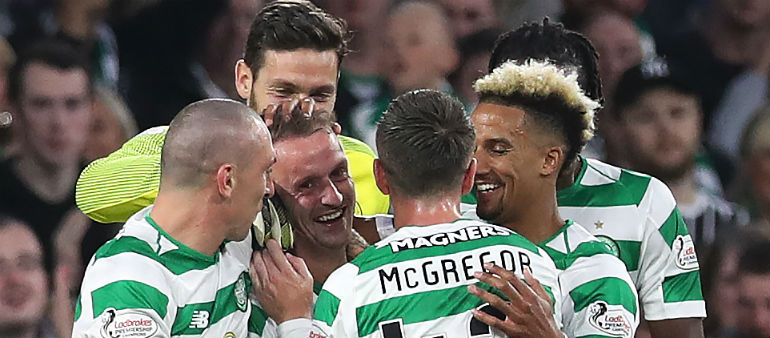 Milestone For Striker As Celtic Reach Group Stage