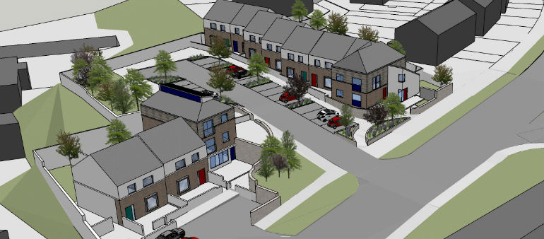 Social Housing Units Given Go-Ahead