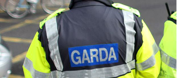 Guns And Ammo Seized In Dublin