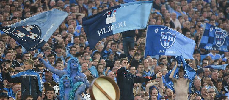 Dublin Footballers Dominate All Stars