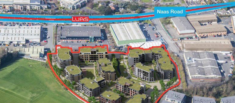 Key Dublin Site Hits The Market
