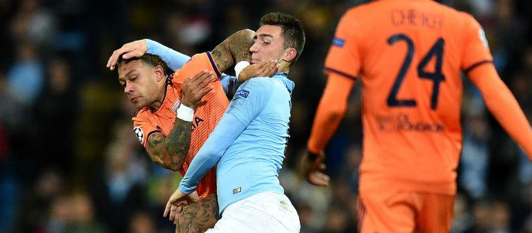 City Lose Out To Lyon